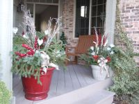 Outdoor Christmas Decorations | Christmas | Pinterest