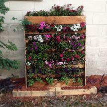 Pallet Planter Success Garden