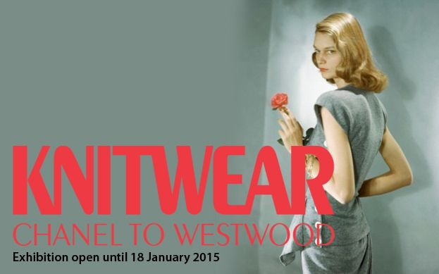 Knitwear: From Chanel to Westwood Exhibition