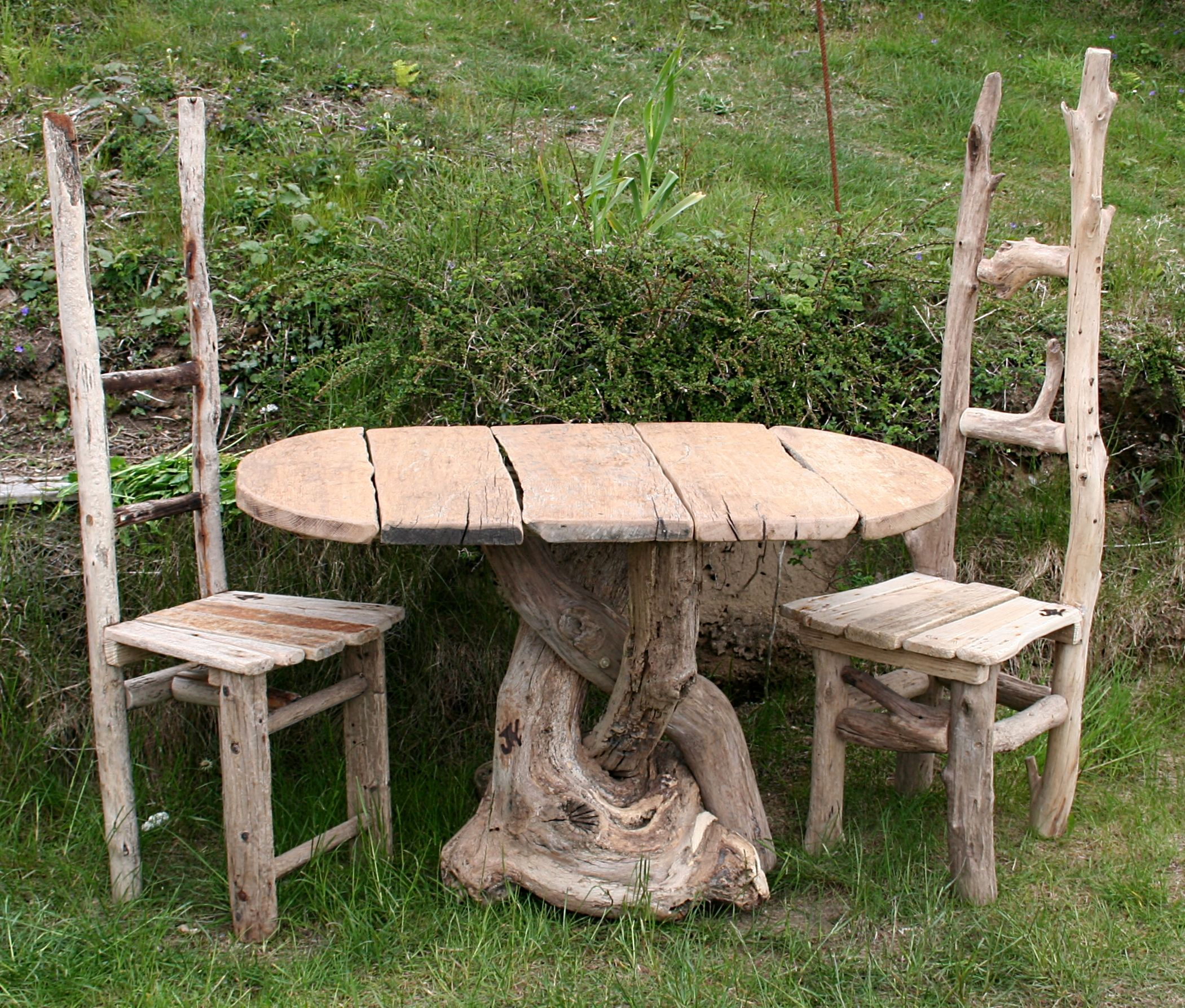 Driftwood Chair Driftwood Dining Table Dining Tables Pinterest