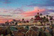 Hotel Del Coronado Sunset Hometown-san Diego Ca
