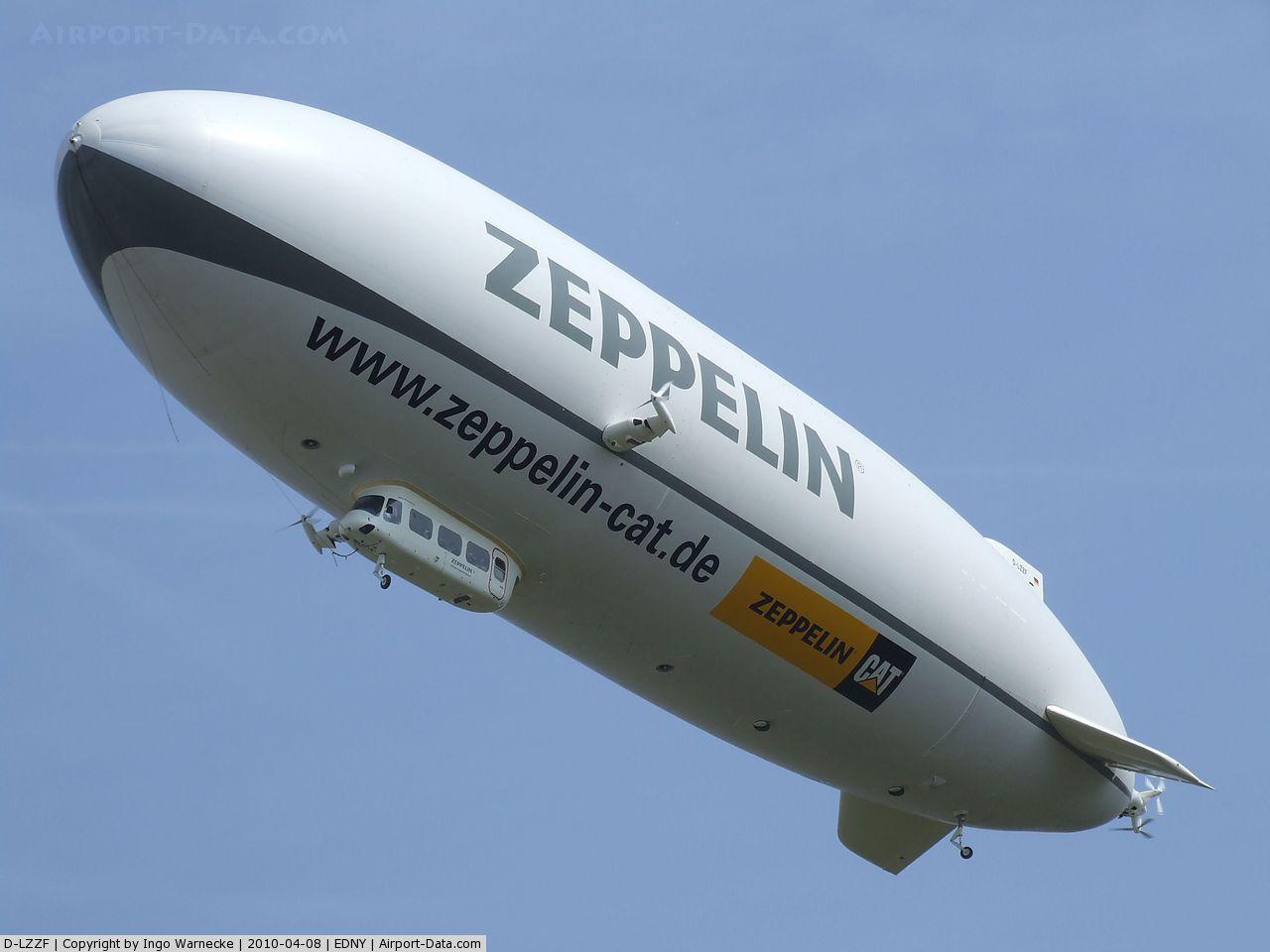 Zeppelin Nt Im Flug