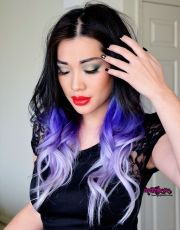 pretty hair colors ideas