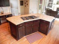 Kitchen Island curved | Next home wish list | Pinterest