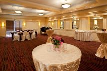 Holiday Inn Wedding Reception