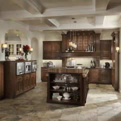 Wood Mode Kitchen Cabinets Table With 8 Chairs Elegant Traditions My Passion Job E C A