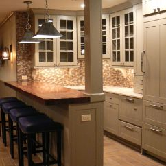 Kitchen Bar Ideas Used Cabinet Doors Basement For Home Pinterest