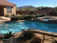 Arizona backyard pool | Home Stuff | Pinterest