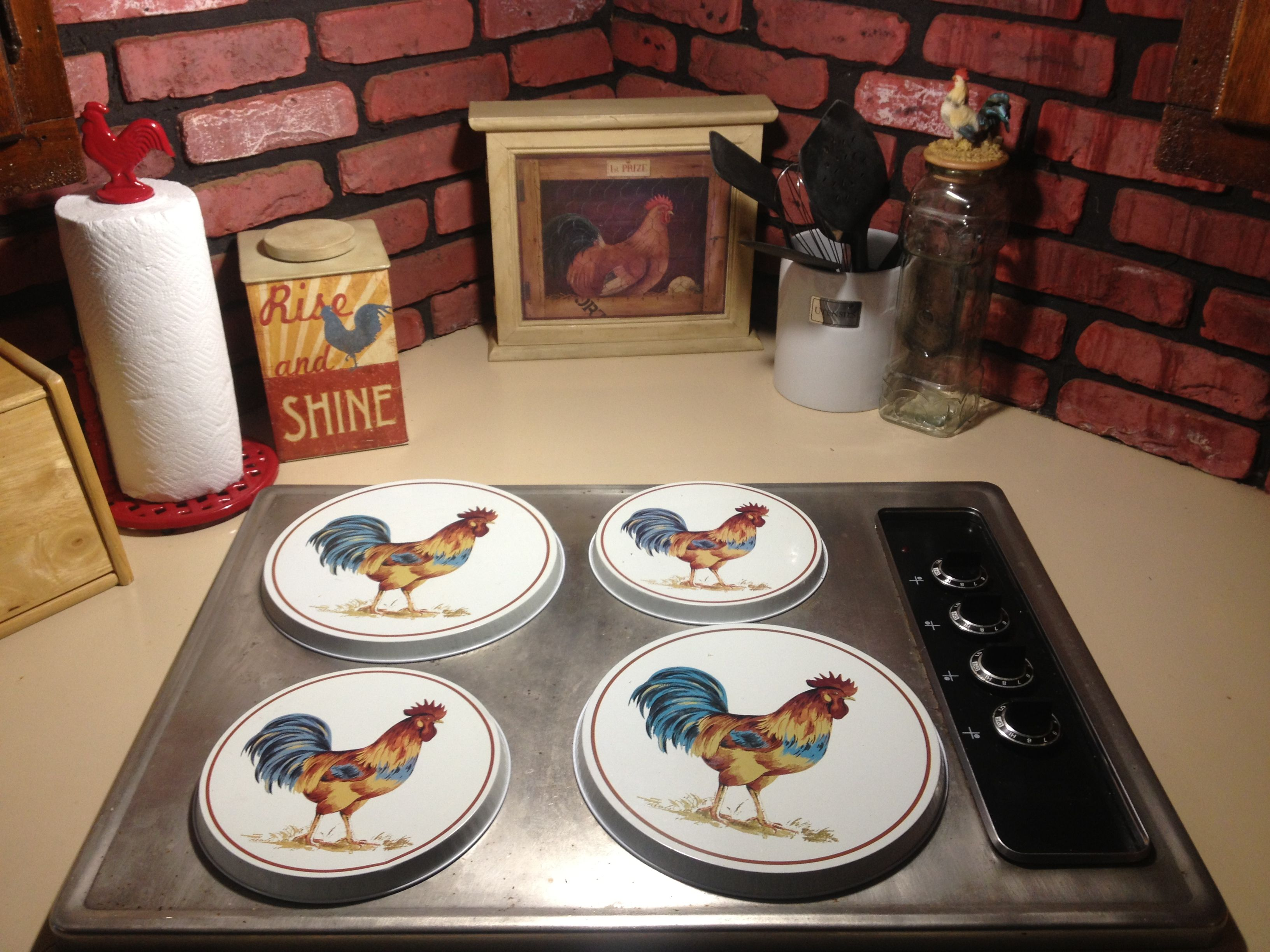 chicken decor for kitchen countertop prices bing images