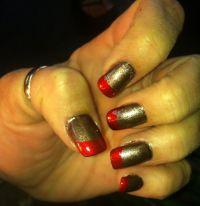 Fall nails | Nail Art Designs | Pinterest