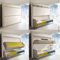 space saving stylish bunk beds for your home. bunk bed a ...