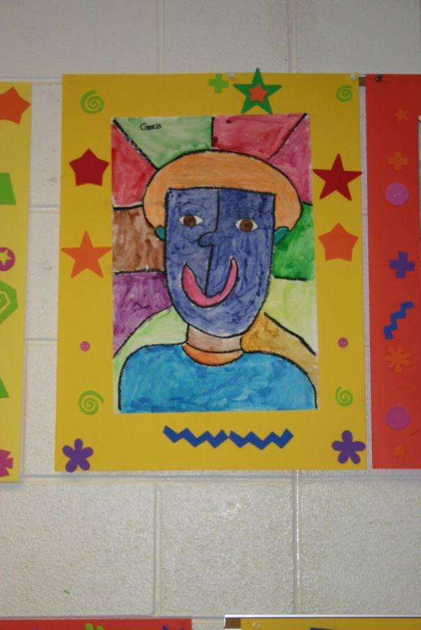 Kindergarten Picasso Eat Art Children