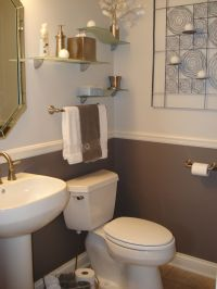 Powder Room Decor | Joy Studio Design Gallery - Best Design