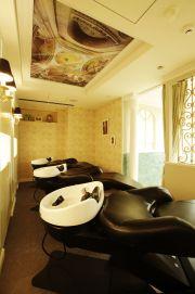 beauty salon interior design ideas