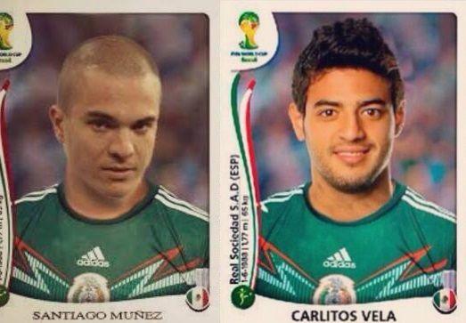 ¡Santiago Muñez y Carlos Vela estarán en el Mundial Brasil 2014! - Por Raúl GC