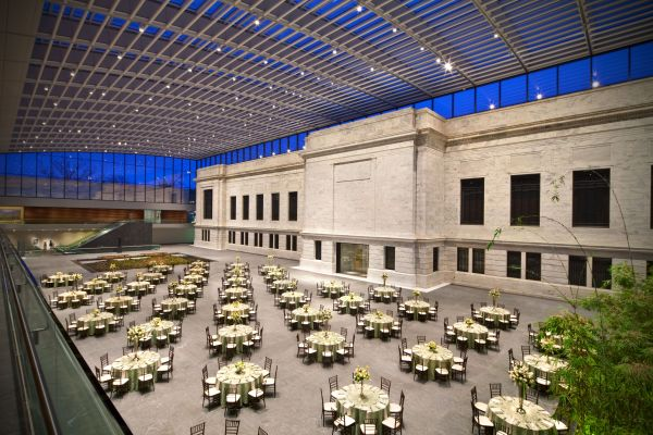Cleveland Art Museum Wedding