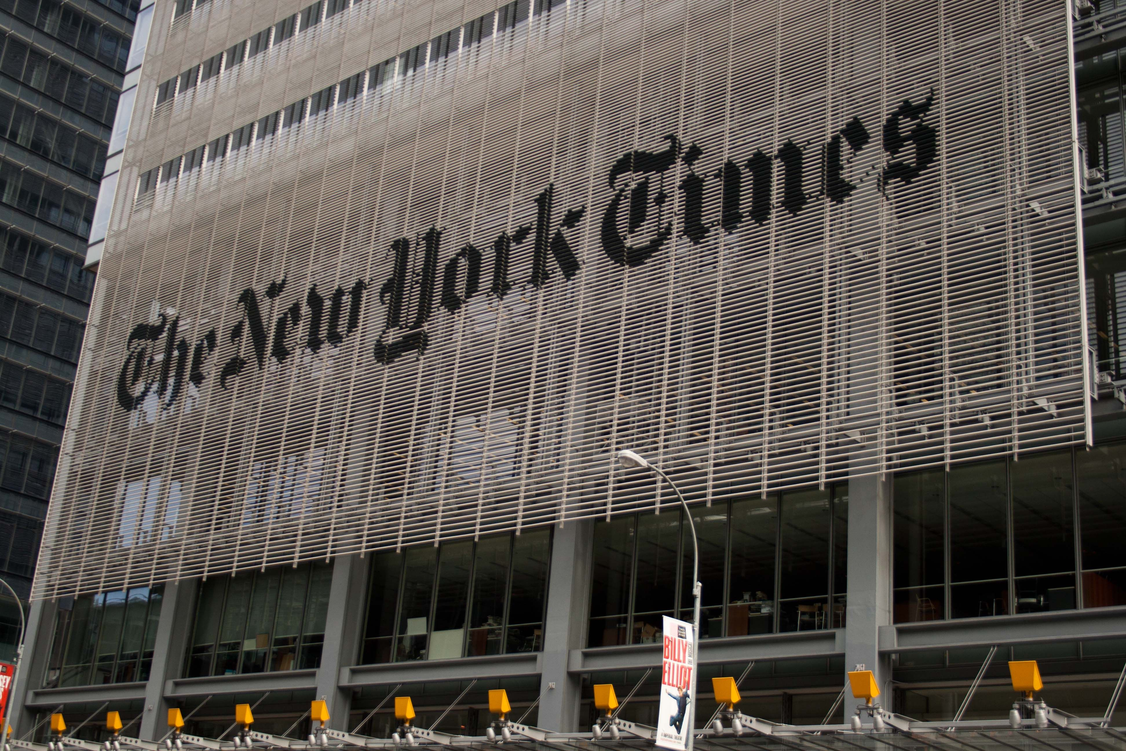 Image result for NY Times building