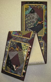 necktie table runners - Google Search | Things to make ...