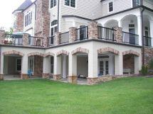 Concrete Raised Patio Home Ideas