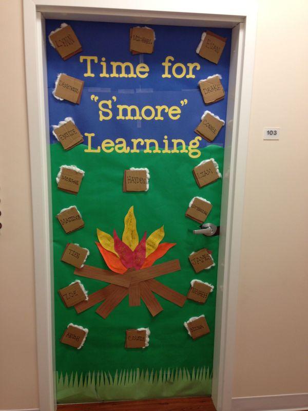 Welcome Classroom Door Decorations