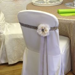 Unusual Chair Covers Patio Glide Replacement Unique And Simple I Like Weddings Pinterest