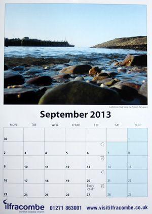 pressme | Ilfracombe calendar