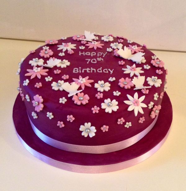 70th Birthday Cake Sayings
