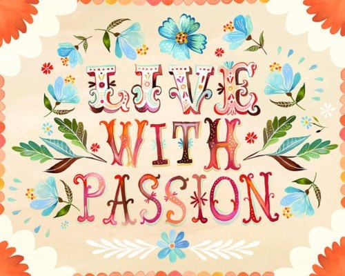 what are you passionate about? Finding your passion