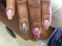 October nail design | My nail designs | Pinterest