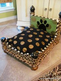 table dog bed | The Zoo | Pinterest