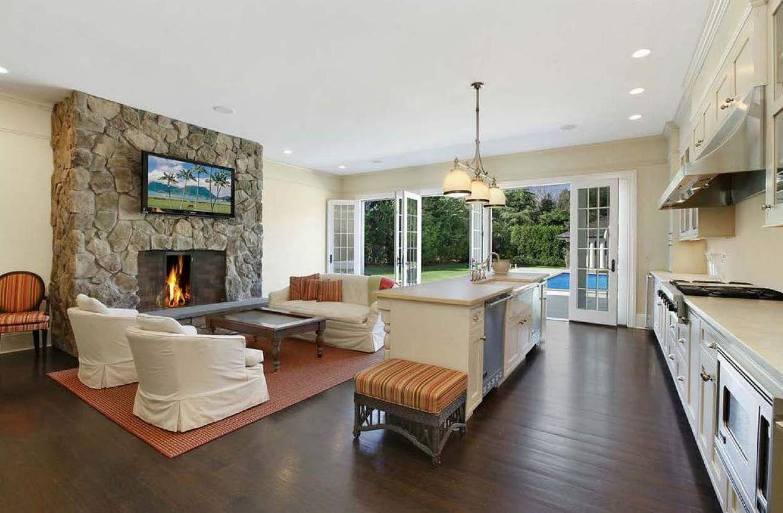 Living Room Kitchen Combo Small Space Novocom Top