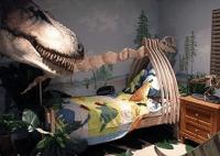 Dinosaur bedroom | For the Home | Pinterest