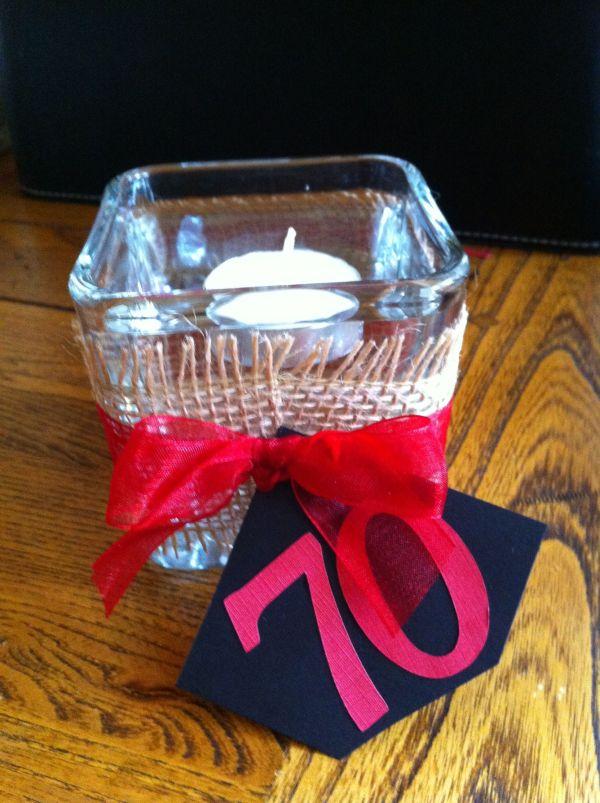 70th Birthday Party Invitations Ideas
