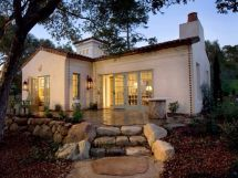 Spanish Colonial Cottage