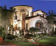 Of Spanish Style Villa Ideas - House Plans