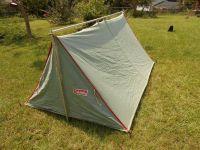 Coleman BSA A-frame tent - 1960's | Scouting | Pinterest