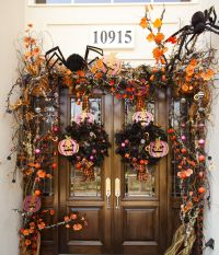 Halloween decorations | Doors by Design