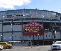 Wrigleyville Chicago Cubs
