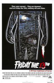 Friday the 13th / Παρασκευή και 13 (1980)