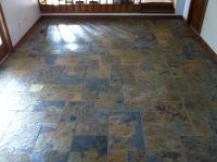 Slate Tile Large Versailles Pattern | Home redo | Pinterest