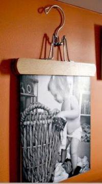Unique and Unusual Photo Hangers | KidSpace Interiors ...
