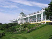 Grand Hotel Mackinac Island Michigan