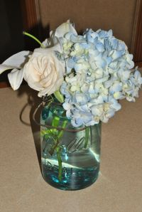 Home Decorating Pictures : Flower Centerpieces For Baby ...