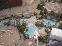 Rio Pools. Las Vegas Summer 2013
