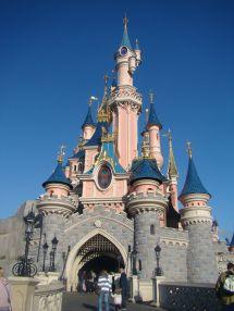 Disneyland Paris Castle Disney
