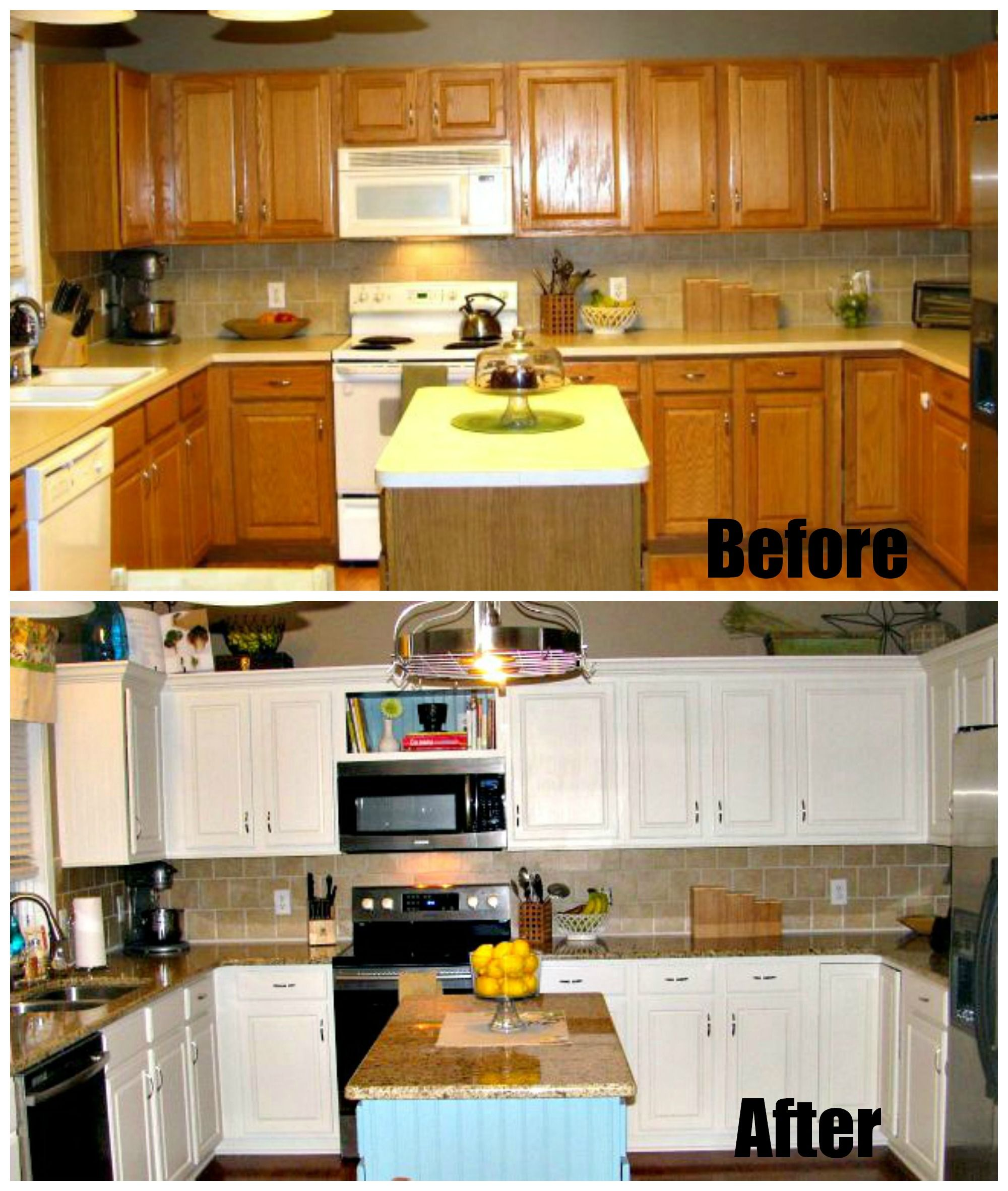 budget kitchen remodel recycled cabinets diy low for the home pinterest