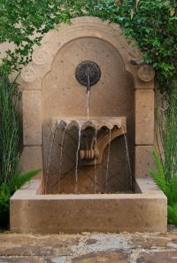 Wall Garden Fountains Outdoor | www.imgkid.com - The Image ...