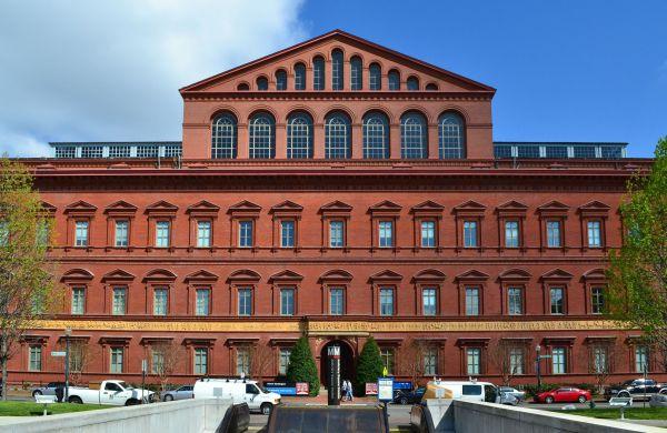 National Building Museum Washington