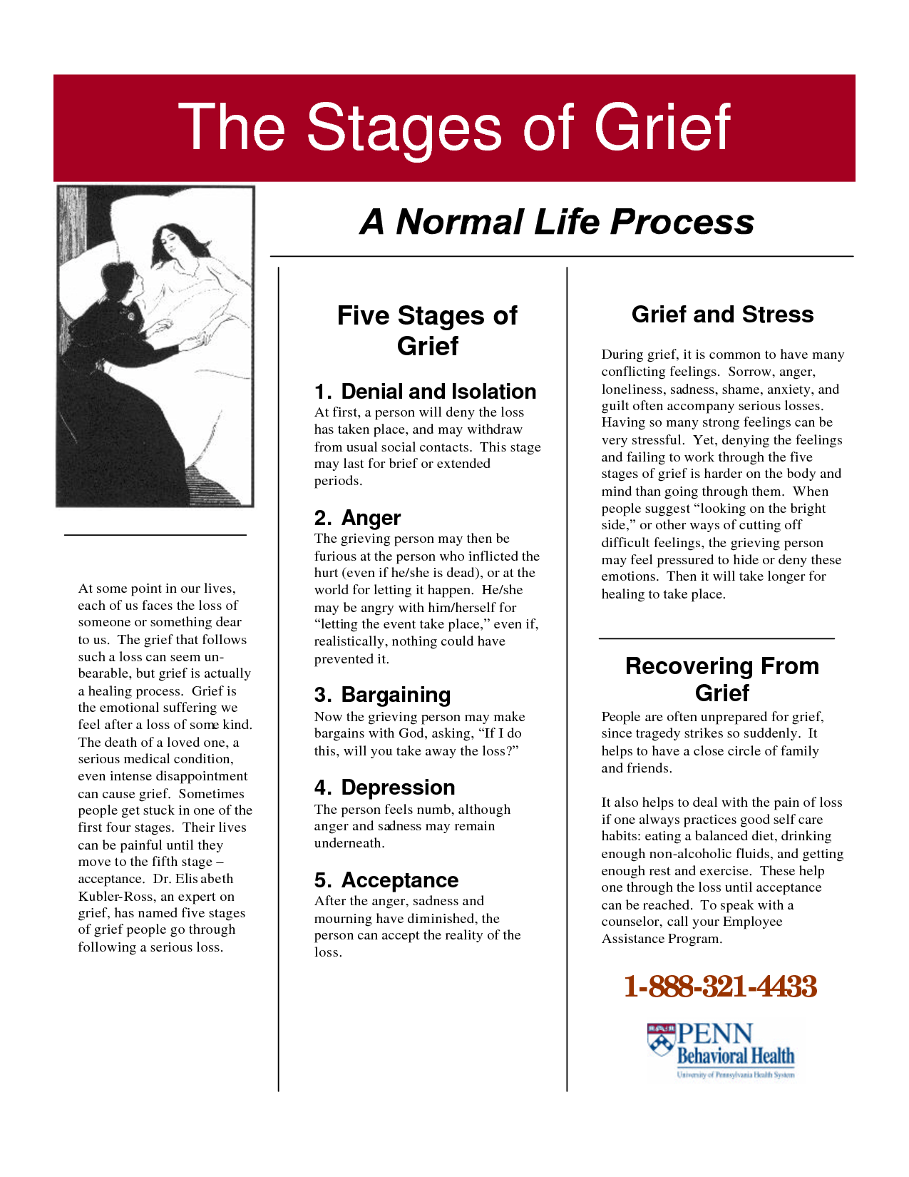 Grief Grief Counseling Worksheets