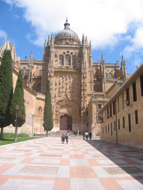 Salamanca - Spain Viajar Por Espa